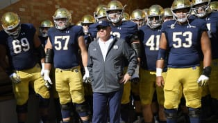 Brian Kelly Winning Coach of the Year Could Spell Bad News for Notre Dame in National Title Game