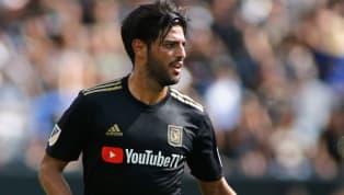 El delantero mexicanoCarlos Velaquiere convertirse en el Jugador Más Valioso de la temporada en la MLSconLos Angeles FC.  Vela llegó a la liga de...