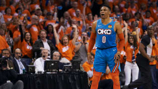 After suffering a brutal first-round exit at the hands of thePortland Trail Blazers, and a spat withDamian Lillard,you'd thinkOklahoma City...