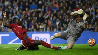 El Liverpool vence 3-0 en el marcador global. GOLAZOOO! Mane ! dk'26 Porto 0 - 1 Liverpool#UCL #ChampionsLeague #UEFAChampionsLeague...