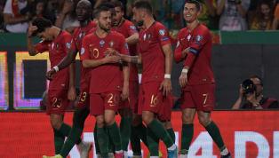 2020 Avrupa Futbol Şampiyonası Elemeleri B Grubu 7. hafta mücadelesinde Portekiz, kendi sahasında Lüksemburg'u 3-0 mağlup etti. Portekiz'e galibiyeti getiren...