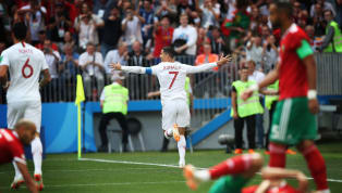 Cristiano Ronaldo was again at Portugal's rescue as the European champions edged closer to a place in the knockout rounds of the World Cup with a narrow 1-0...
