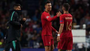 Gelandang Manchester United Bruno Fernandes berharap bisa meraih banyak trofi di klub seperti dua pendahulunya, Cristiano Ronaldo dan Luis Nani, yang juga...