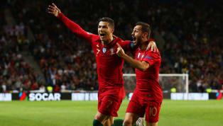Semifinal UEFA Nations League antara Timnas Portugal kontra Swiss berakhir untuk kemenangan Portugal di Estadio do Dragao, Kamis (6/6) dini hari WIB....