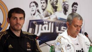 Bien es conocida la mala relación entre Iker Casillas, actual portero del Oporto, y el que fuera su entrenador en elReal Madrid, Jose Mourinho. Por eso...
