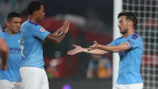 mers ​Despite arriving just one day prior, Manchester City acclimatised quickly to the humid environment of the Nanjing Olympic Sports Center as they beat West...
