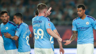 News Manchester Citycontinue their preparations for the upcoming season with a friendly against Hong Kong side Kitchee at the Hong Kong Stadium on...
