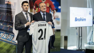 Real Madrid forwardBrahim Díaz revealed during his first interview with the club that he used to hang posters up of club captain Sergio Ramos throughout his...