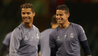 ​Cristiano Ronaldo is reported to have been in touch with Real Madrid loanee James Rodriguez in an attempt to persuade him to make the move to Juventus at the...