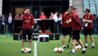 8074a57d6  Arsenal manager Unai Emery has refused to confirm whether Petr Cech will  start in Wednesday s