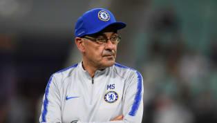 Maurizio Sarri se proclamó campeón de laUEFA Europa Leaguela temporada pasada con el Chelsea, aunque la relación con el vestuario no fue del todo buena...