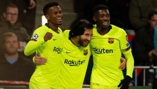 Dans un match qui a eu du mal à se lancer, les hommes d'Ernesto Valverde, déjà qualifié pour les huitièmes de finale au coup d'envoi,ontverrouillé leur...