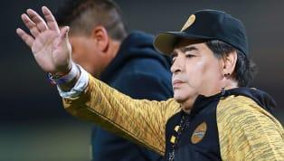El director técnico argentino Diego Armando Maradona viene haciendo un buen trabajo al frente del Dorados de Sinaloa en México, razón por la cual desde su...