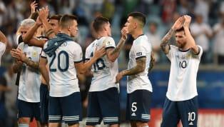 8 de 12 selecciones que juegan laCopa Américaestarán en los cuartos de final y la selección argentina tuvo que sufrir para poder conseguirlo. Esta claro...