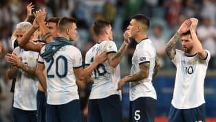 """El sitio especializado """"Transfermarkt"""" realizó el equipo ideal con los jugadores argentinos más valuados en la actualidad, con la posibilidad de elegir la..."""