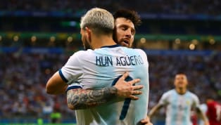 Barcelonatalisman, Lionel Messi has reportedly urged new manager,Quique Setien to launch a bid forManchester Citystriker, Sergio Aguero, as the...
