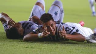 El ex Independiente ingresó desde el banco de suplentes y metió un zapatazo en tiempo de descuento para darle los tres puntos a su equipo frente...