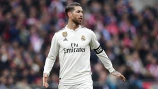 Sergio Ramos a passé le cap des 600 matchs avec le Real Madrid. Pourtant, il n'est que le 7ème joueur dans le classement des joueurs ayant le plus joué pour...