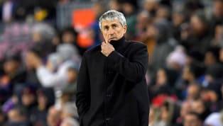 Après la victoire contre Grenade, l'entraîneur du FC Barcelone Quique Setién a encensé ses stars Lionel Messi et Antoine Griezmann. Contre Grenade (1-0)...