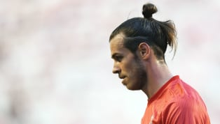 o it ​Gareth Bale left the Santiago Bernabeu after the loss to Real Betis on Sunday afternoon, Real Madrid's final game of a trophy-less season, their 12th La...