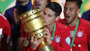 Dass James Rodriguez über den Sommer hinaus beimFC Bayern Münchenbleibt, ist unwahrscheinlich. Während der SSC Neapel in der Verlosung um den Kolumbianer...