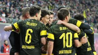 llen Borussia Dortmund restored their six-point lead at the top of the Bundesliga table after defeating RB Leipzig 1-0 away at the Red Bull Arena. Axel...