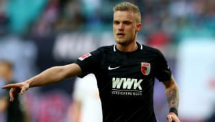 nues Liverpool and Barcelona are set to go head-to-head for the signature of Augsburg left-back Philipp Max, who is valued at around €20m. Both clubs are...