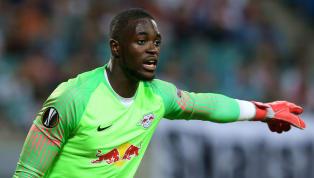 Yvon Mvogo durfte bislang kaum am Bundesliga-Erfolg vonRB Leipzigteilnehmen. Der 24-jährige Torhüter wurde in dieser Spielzeit fast nur in der Europa...