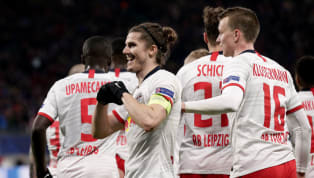 RB Leipzighat es insViertelfinale der Champions League geschafft! Am Dienstagabend besiegten die Sachsen souverän Tottenham Hotspur mit 3:0. Die Engländer...