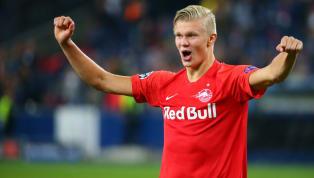 Striker muda asal Norwegia, Erling Braut Haaland berada di puncak klasemen daftar pencetak gol sementara matchday keduaChampions League2019/20. Sang...