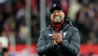 To the surprise of absolutely no one, Liverpool manager Jurgen Klopp has been named the Premier League's Manager of the Month for November. The Reds boss was...