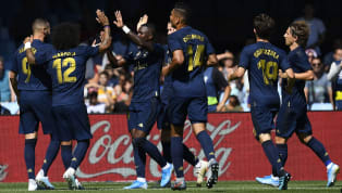 Win Real Madrid put their pre-season disappointment behind them, as they comfortably swept aside Celta Vigo 3-1 in their opening fixture of the 2019/20 La...