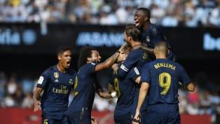 Sau vòng đấu mở màn La Liga vừa qua thì với chiến thắng trước Celta Vigo,Real Madridđã xếp cao hơnBarcelonatrên bảng xếp hạng, lần đầu tiên điều này xảy...