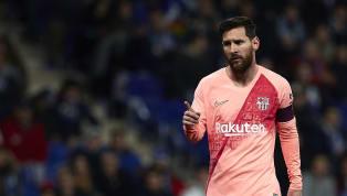 Ghi siêu phẩm đá phạt, Messi được đồng đội đưa lên tận mây xanh