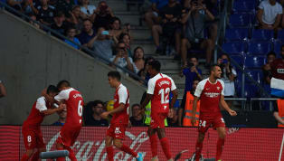  🔴⚪️ Once del #Granada vs @SevillaFC #GranadaSevilla #EternaLucha pic.twitter.com/PrkLukGprb — Granada C.F. (@GranadaCdeF) August 23, 2019  🚨 Este es el XI...
