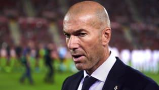 Zinedine Zidane compareció en rueda de prensa esta tarde en el estadio Ali Sami Yen con motivo del partido de Champions que mañana enfrentará al Real...