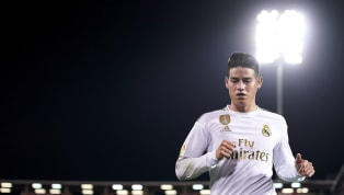 ​James Rodriguez is expected to be omitted from the Real Madrid squad to face Real Betis on Saturday, having already missed the midweek win over Leganés to...