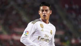 James Rodriguezmusste in diesem Sommer zurück zuReal Madrid. Bei den Galaktischen wird der Kolumbianer aber wohl keine Zukunft haben. Laut El Desmarque...