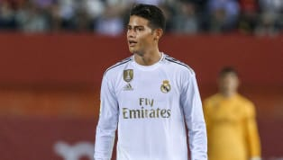 ​Real Madrid midfielder James Rodríguez is expected to remain on the sidelines for at least another week as he battles to recover from the muscular injuries...