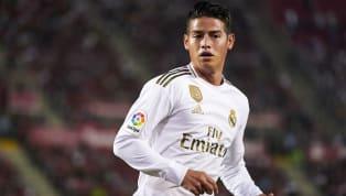 Actuellement avec la sélection colombienne, James Rodriguez s'est blessé au genou gauche lors de la dernière séance d'entraînement de l'équipe avant le match...