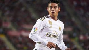 De retour au Real Madrid l'été dernier, James Rodriguez ne réussit pas à se faire une place au sein de l'effectif des Merengue. Actuellement blessé, le...