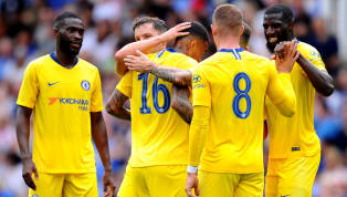 Win ​Chelsea's first game under Frank Lampard played on English soil ended in victory as the Blues overcame Championship side Reading 3-4 at the Madejski...