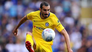 MeskiChelseaterkena sanksi embargo transfer, salah satu bek kanan milik The Blues, Davide Zappacostamasih belum mendapatkan menit bermain reguler....