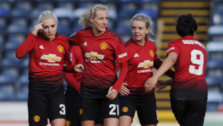 wist ​Manchester United and Tottenham Hotspur swapped places at the top of the Women's Championship table this weekend in what could prove to be a decisive...