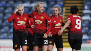 Manchester United Women manager Casey Stoney has confirmed that talks have taken place for the team to potentially play at least one game at Old Trafford...