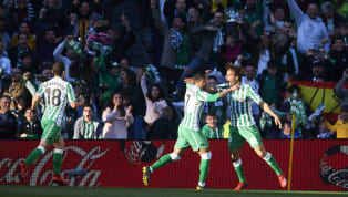 feat Atletico Madrid lost further ground in the La Liga title race as Diego Simeone's side fell to a shock 1-0 defeat to Real Betis at the Benito Villamarin...