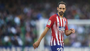 Juanfran has bid goodbye to Atletico during an event held in his honour after the Spaniard opted against renewing his deal with Diego Simeone's side. The...