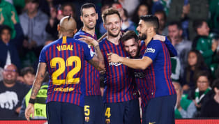 Barcelona semakin kokoh di puncak klasemen sementara La Liga 2018/19 setelah meraih kemenangan dengan skor 4-1 atas Real Betis di Benito Villamarin pada Senin...
