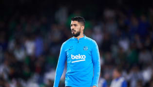 ​FC Barcelona have revealed that striker Luis Suarez is set for up to 15 days on the sidelines following the ankle injury he sustained in the 4-1 victory over...