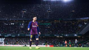 Lionel Messi è un alieno. Da anni abbiamo terminatopiù aggettivi per descrivere (anzi, esaltare) il rendimento dell'attaccante argentino, ma la Pulce non...